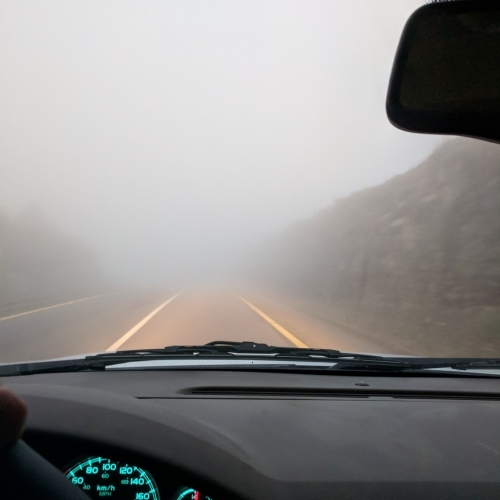 بودكاست الطريق هو الرحلة